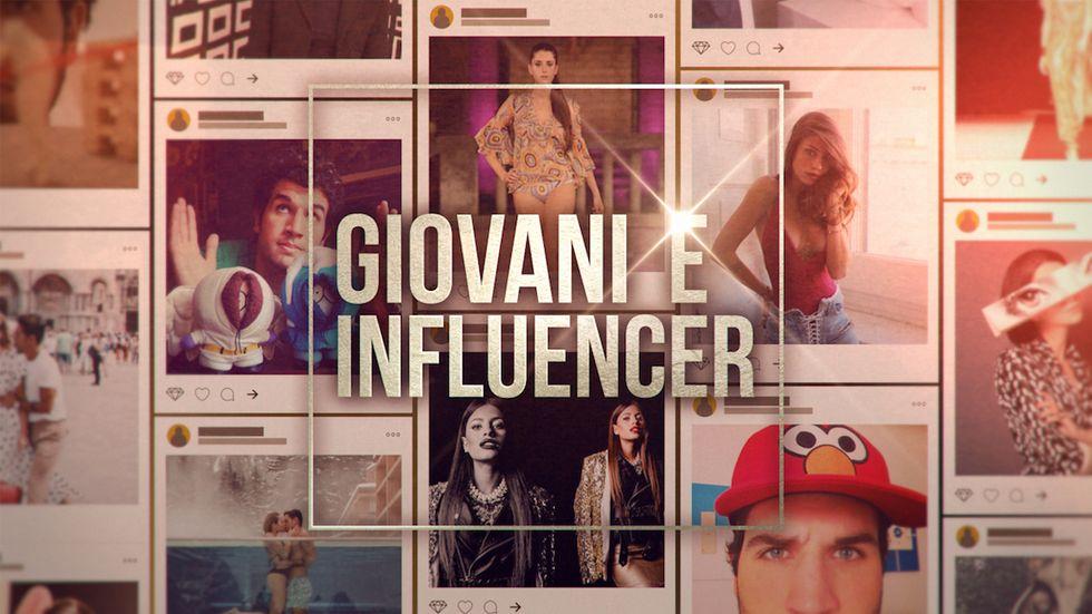 Giovani e influencer Rai 2