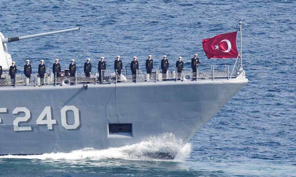 Libia: l'attacco al cargo turco complica i piani Ue
