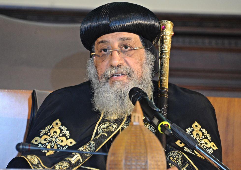 Il Papa dei copti apre il festival delle religioni