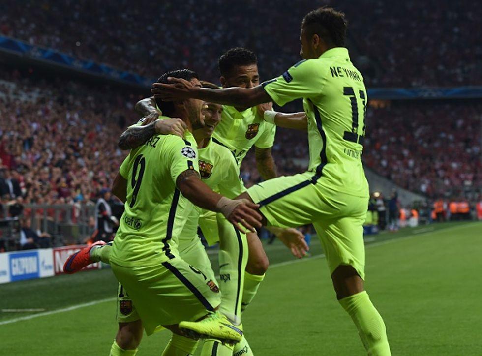 Barcellona, che lezione a Guardiola: finale a Berlino!