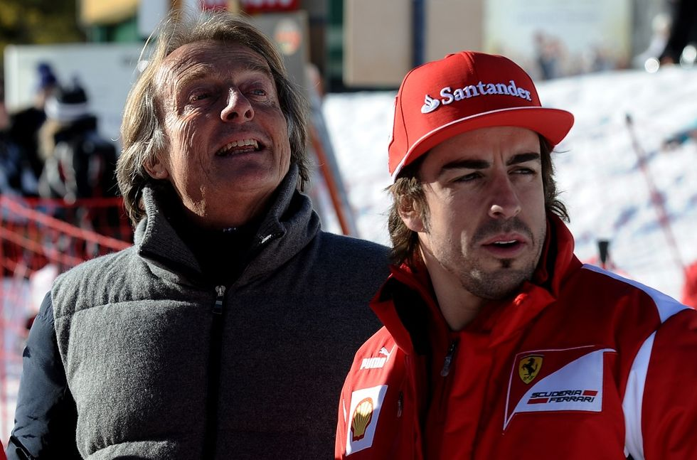 Alonso e Montezemolo bacchettano la Ferrari dopo il Gp di Spagna