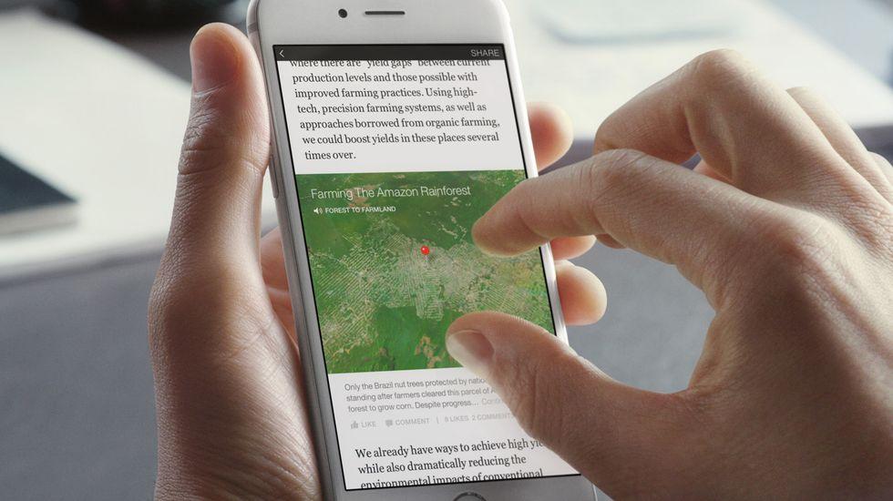 Facebook diventerà il nostro giornale online