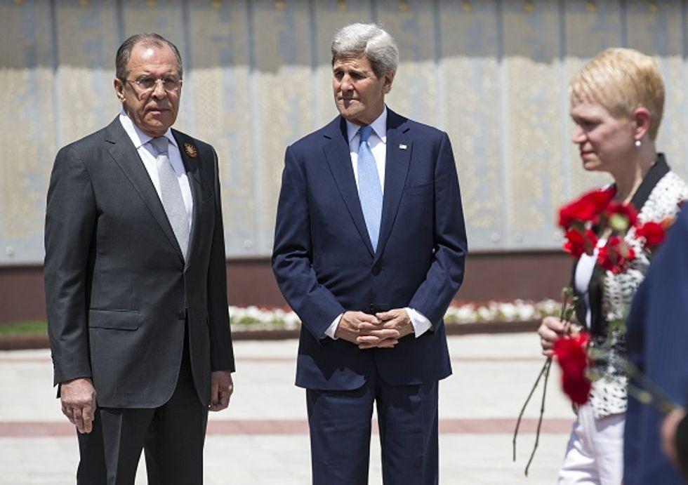 Un inedito quartetto per risolvere la crisi siriana