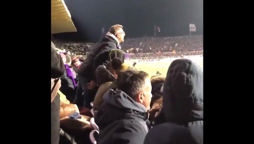 tifosi fiorentina insulta brozovic zingaro razzismo