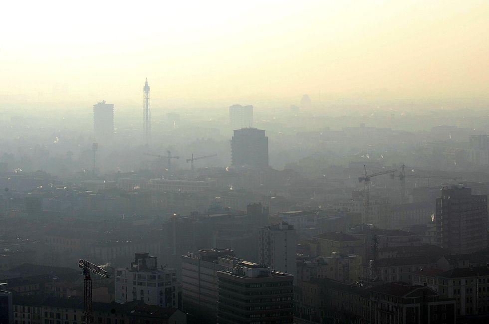inquinamento mappa città italiane sostanze inquinanti