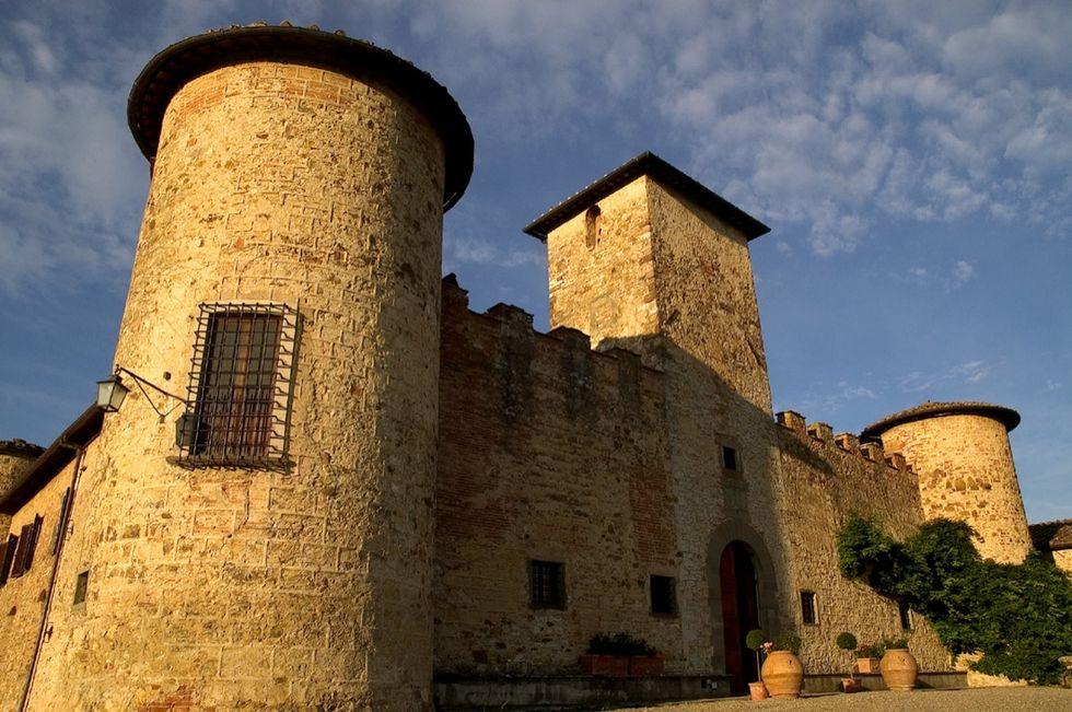 Castello di Gabbiano - San Casciano