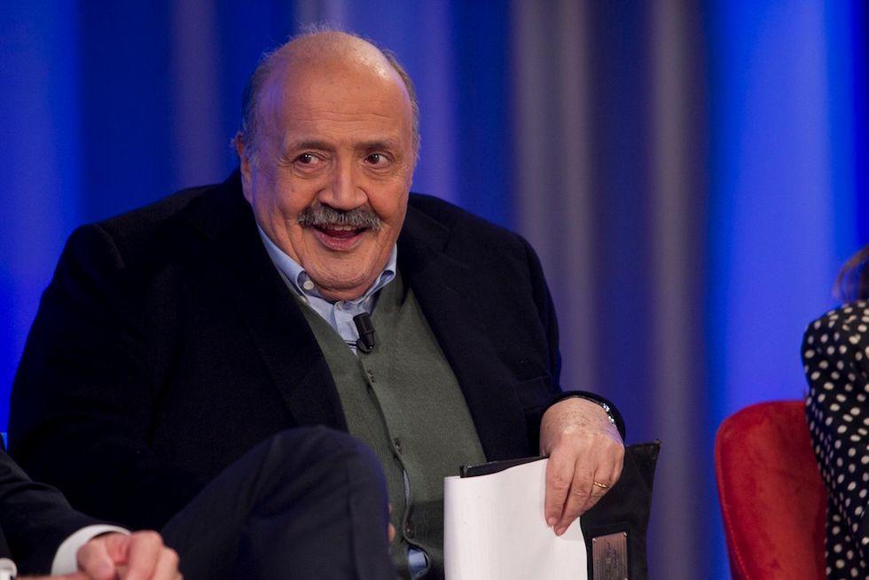 Maurizio Costanzo, il momento è d'oro