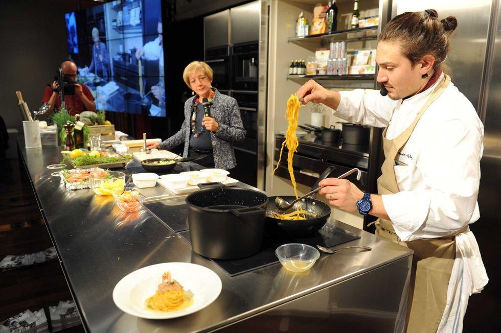 I fuoriclasse del cibo al Food Experience di Milano