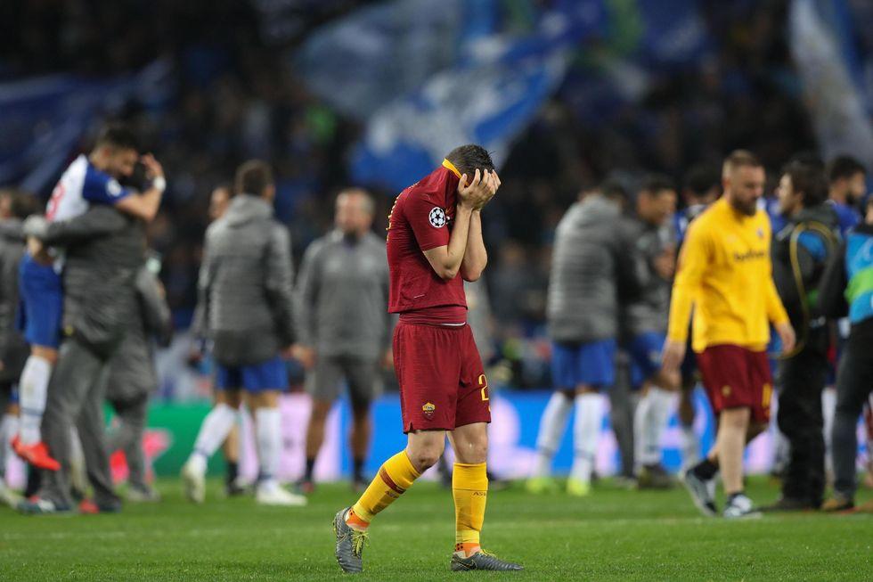 Roma, rivoluzione dopo l'uscita dalla Champions League