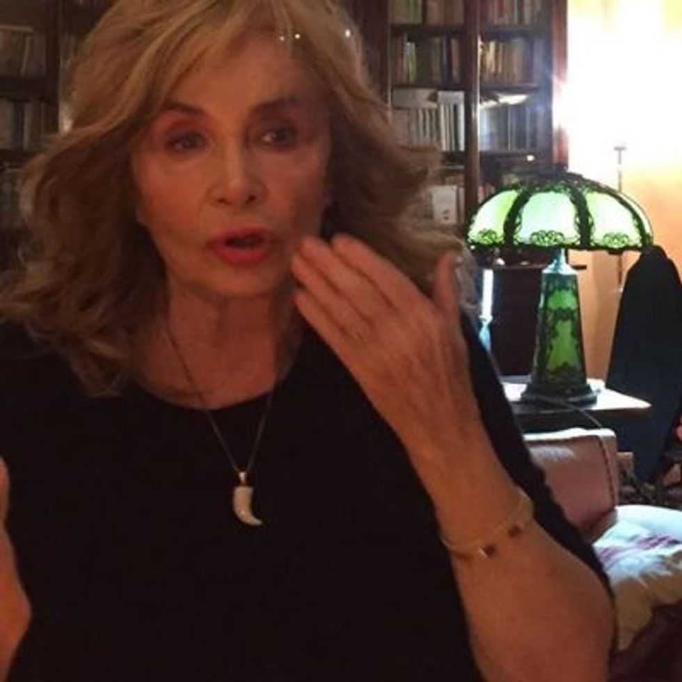 Maria Pia Di Meo, La Voce italiana parla con noi