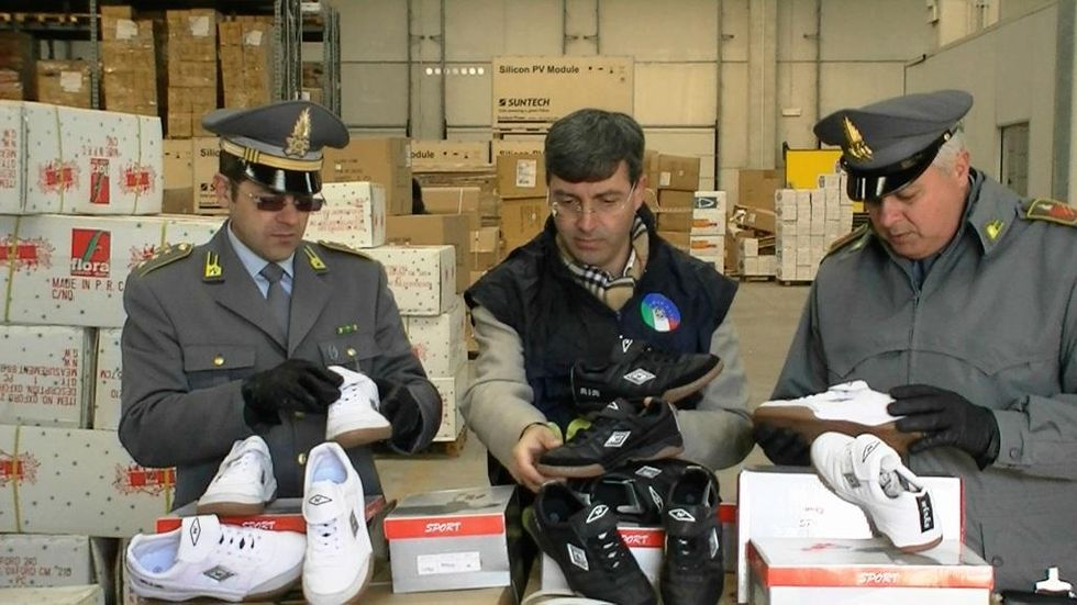 Italy unveils new plan to fight counterfeiting