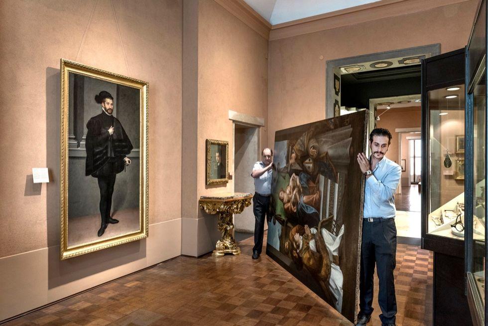 Milano e i suoi musei. Fotografie di Francesco Radino
