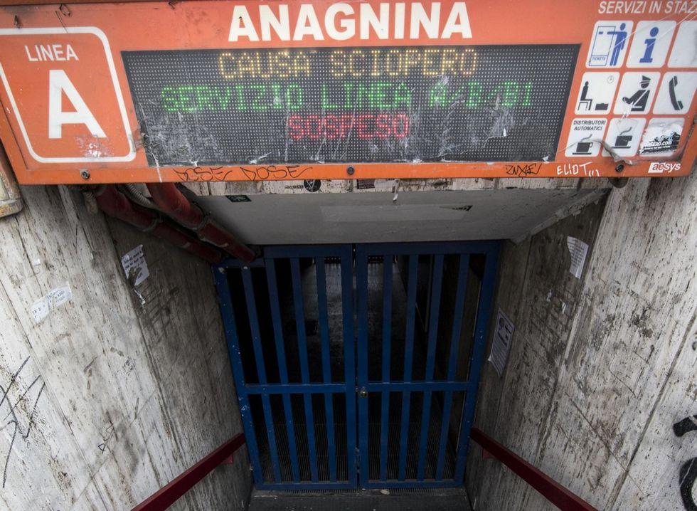 Metropolitana-Roma