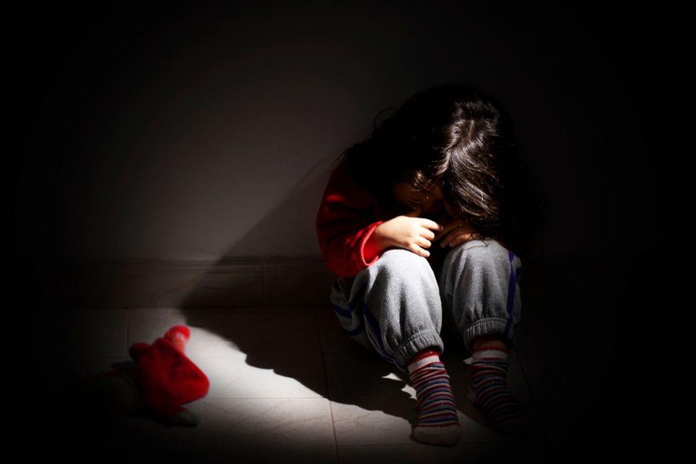 Bambini maltrattati, in Italia sono oltre 91 mila