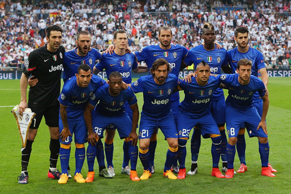 La cavalcata della Juve toglie alibi al calcio italiano (e a Conte)
