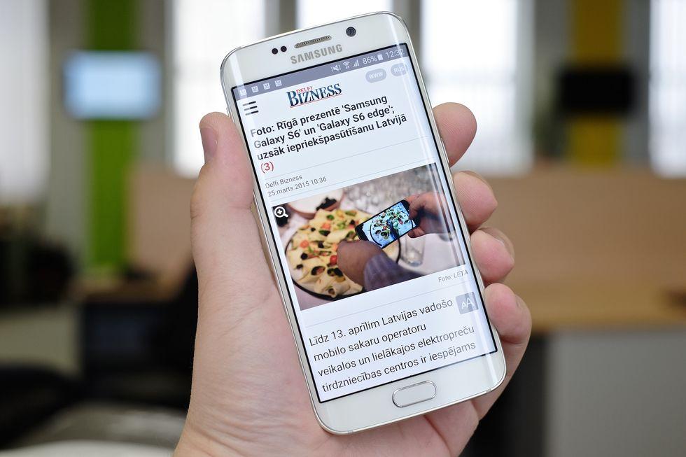 Come aggiornare i Galaxy S6 a Nougat