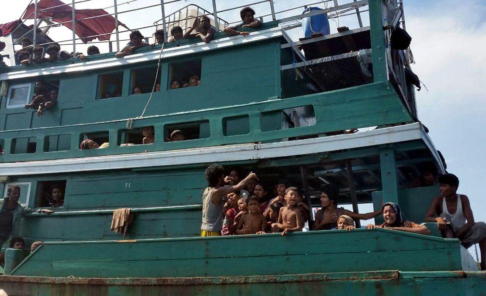 Indonesia: il dramma dei migranti come nel Mediterraneo