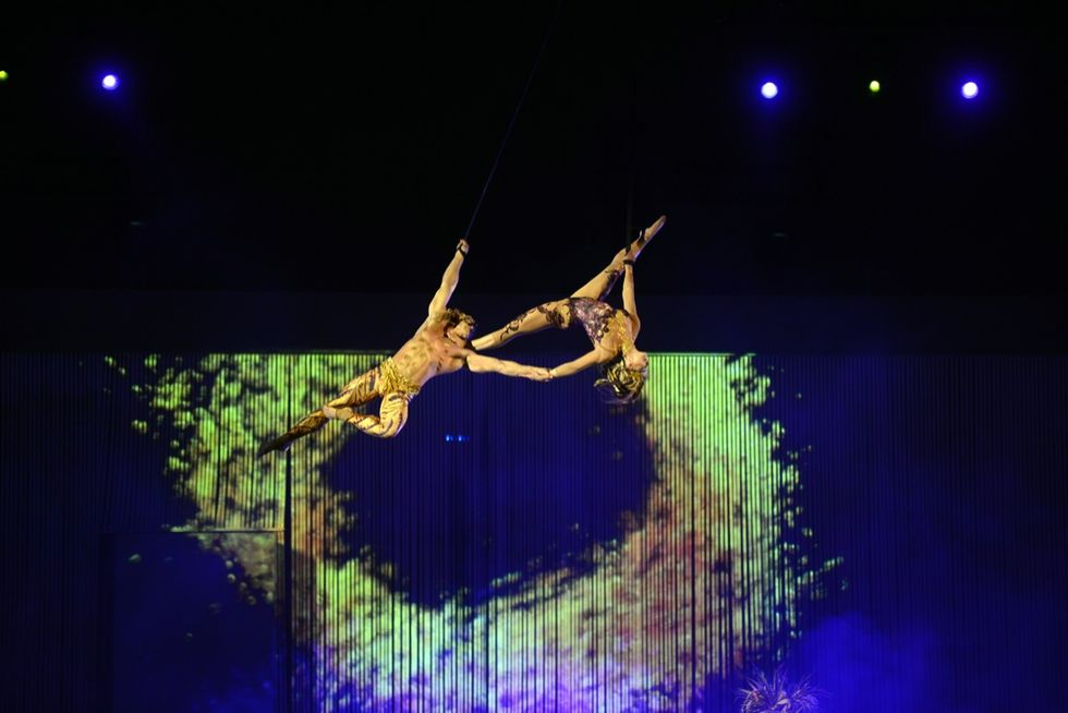Expo 2015: ecco il Cirque du Soleil - Foto