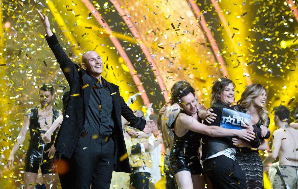 Italia's Got Talent: vince l'illusionista Simone Al Ani
