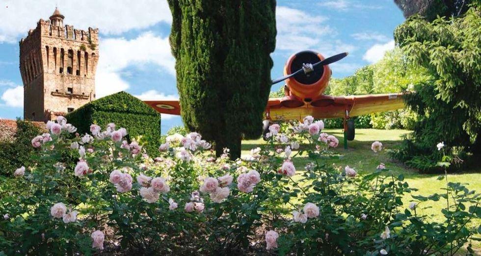 In nome della rosa: un itinerario fra i più bei roseti d'Italia