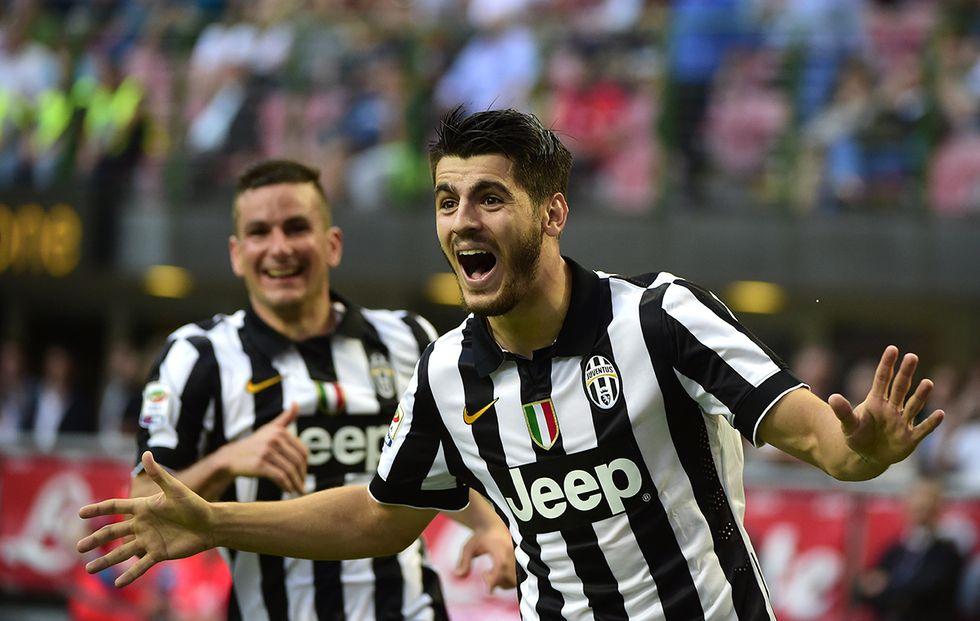 Inter-Juventus 1-2, i bianconeri vincono in rimonta con Marchisio e Morata