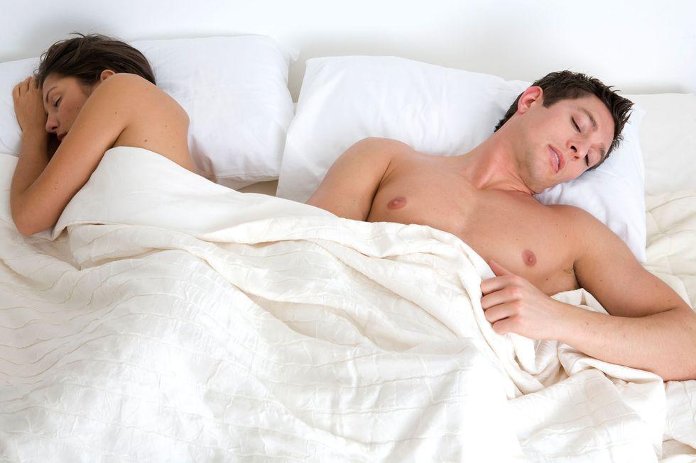 Troppo sesso può rendere infelici