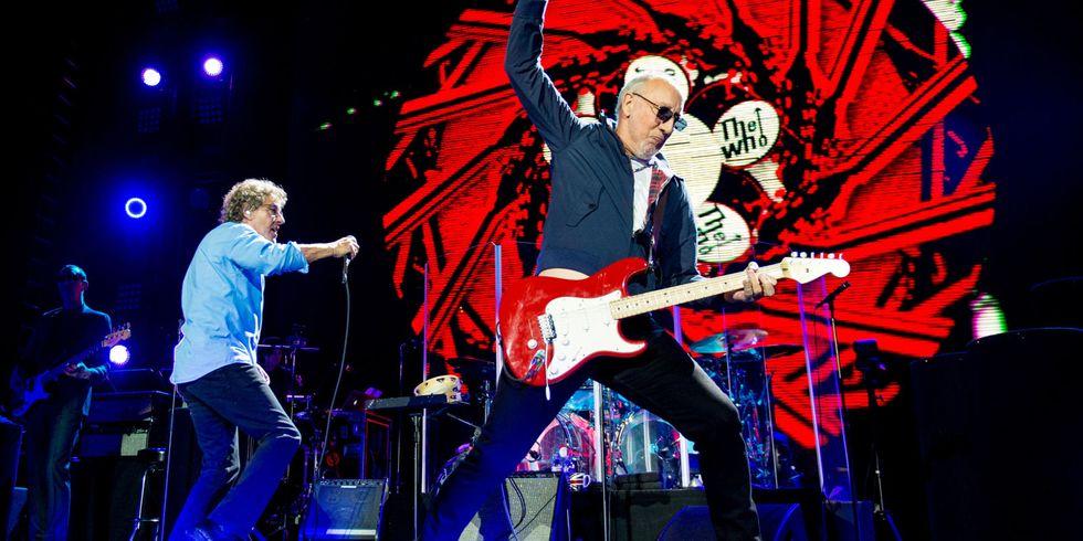 Pete Townshend festeggia 70 anni - I 15 brani cult degli Who