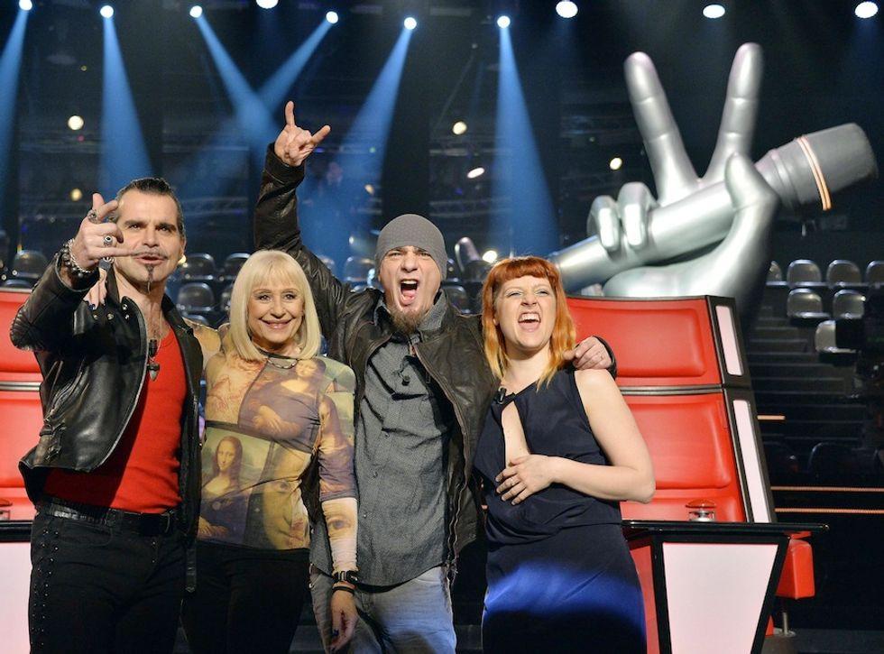 The Voice: tutte le novità della seconda edizione del talent di Rai 2