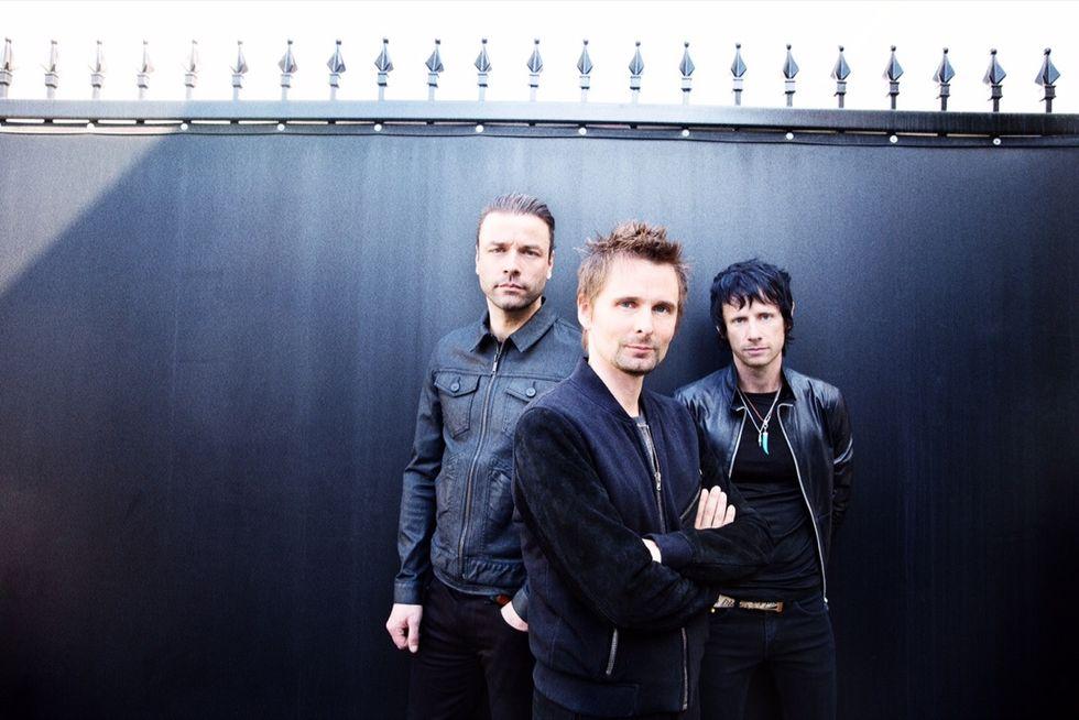 Muse, il nuovo disco raccontato da Matt Bellamy