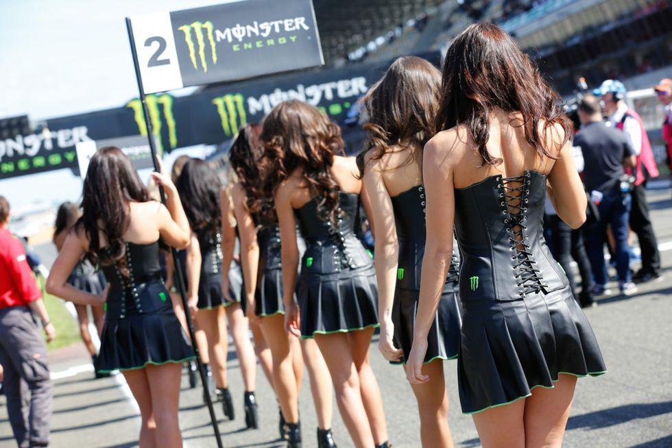 Grid Girls: MotoGP di Francia