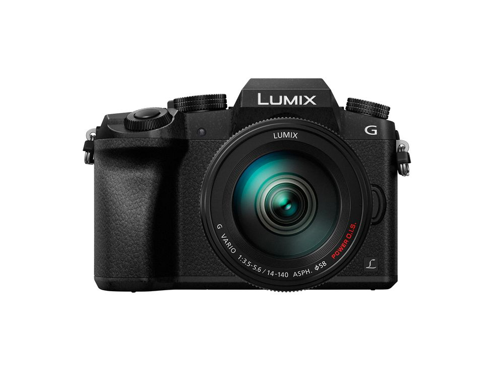 Panasonic Lumix G7, la mirrorless che cambia il modo di fotografare