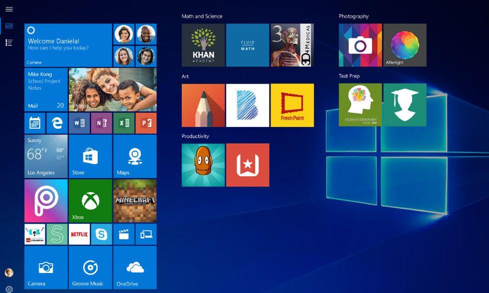 Microsoft-Windows-10S