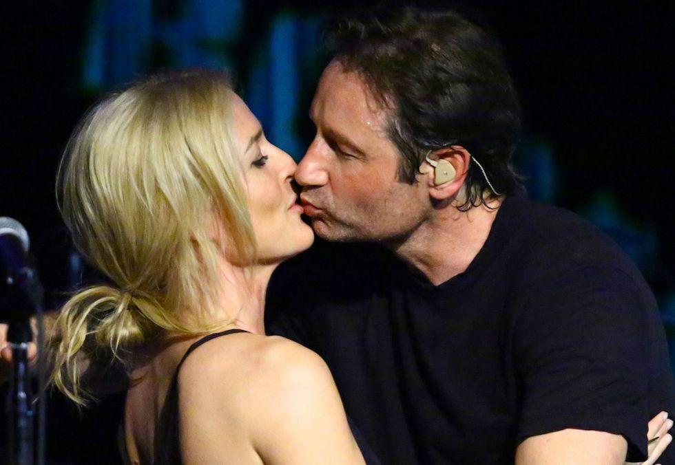 E se Mulder e Scully si innamorassero davvero?