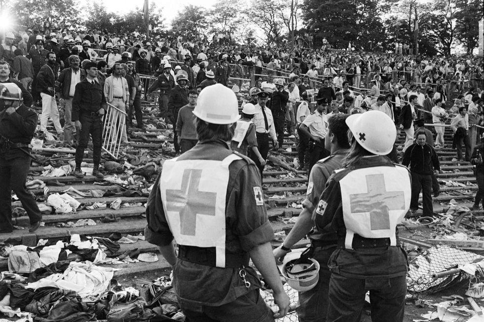 Tavecchio e la promessa mantenuta: ritirata la 39 in onore delle vittime dell'Heysel