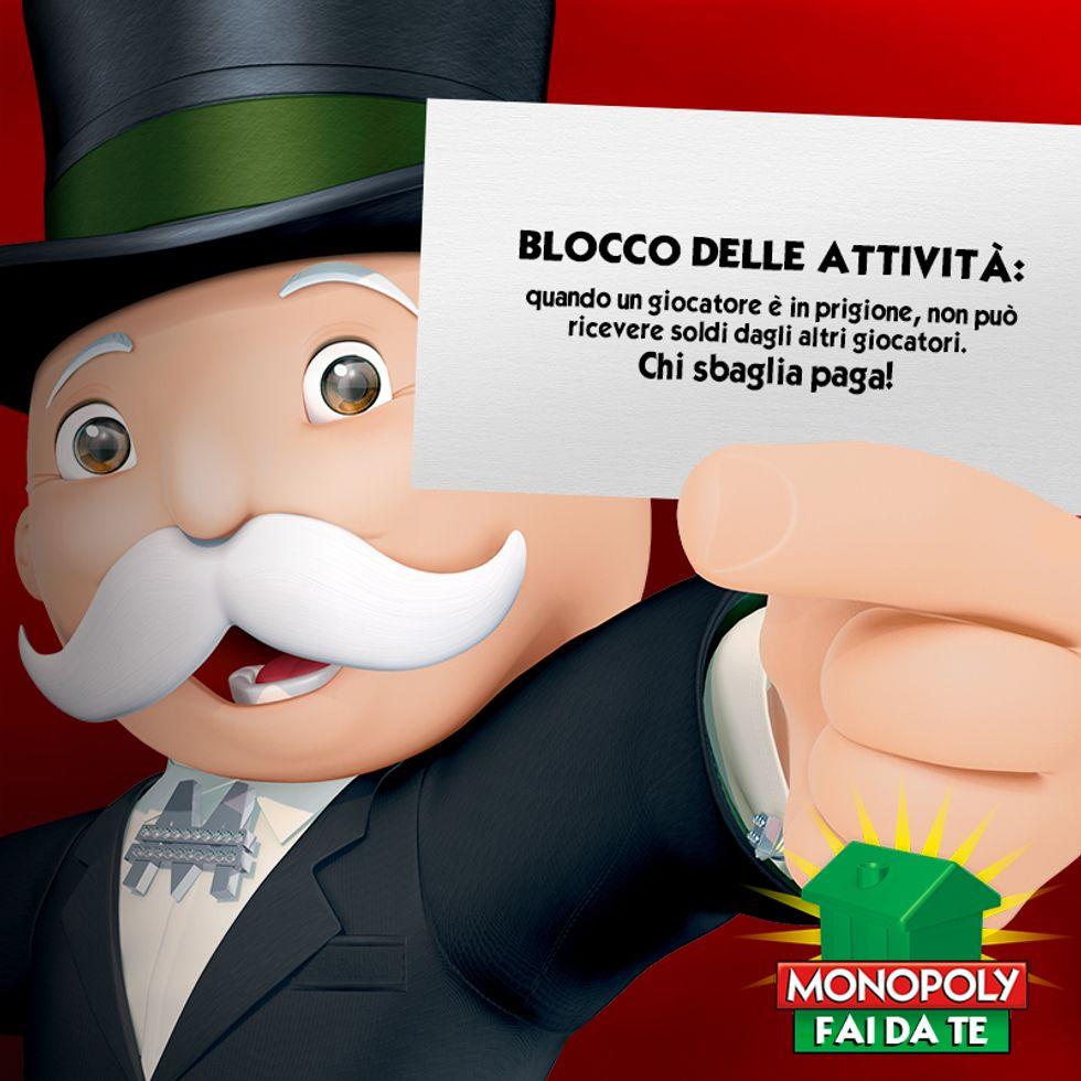 """Monopoly: con le """"regole fai da te"""" il gioco è sempre più pop"""