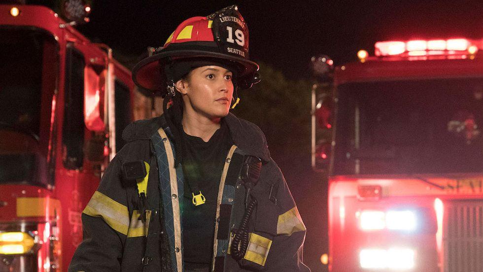 Station 19: foto, trailer e notizie sullo spin-off di Greys' Anatomy