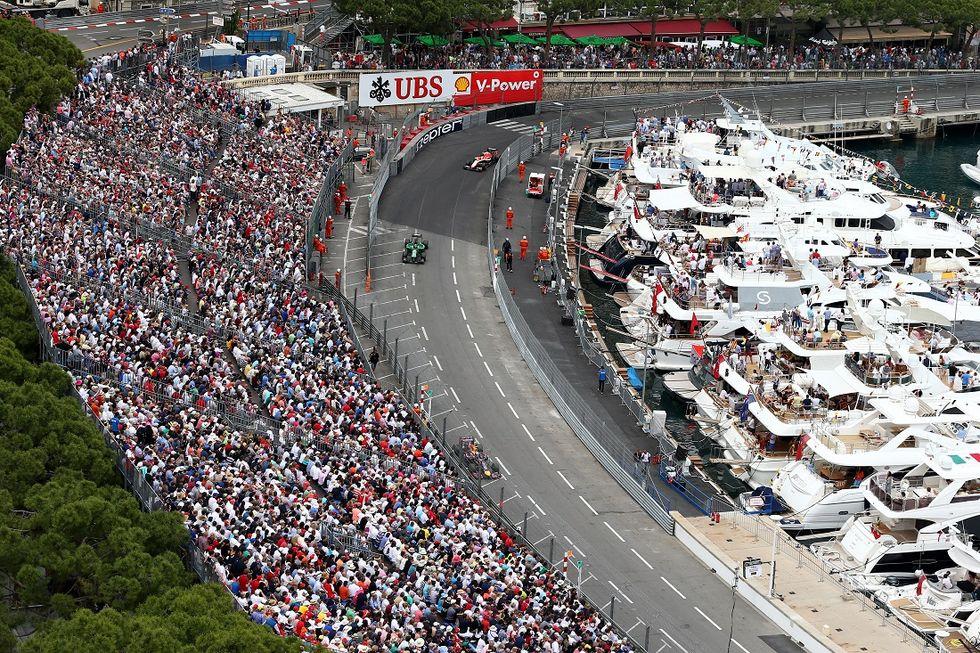 Guida al Gp di Monaco: orari tv Sky e Rai, quote scommesse, precedenti