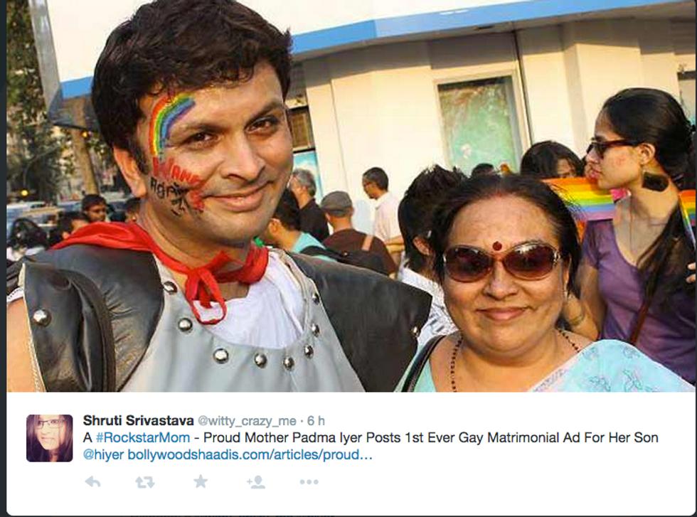 Padma, la madre indiana che cerca marito per il figlio gay