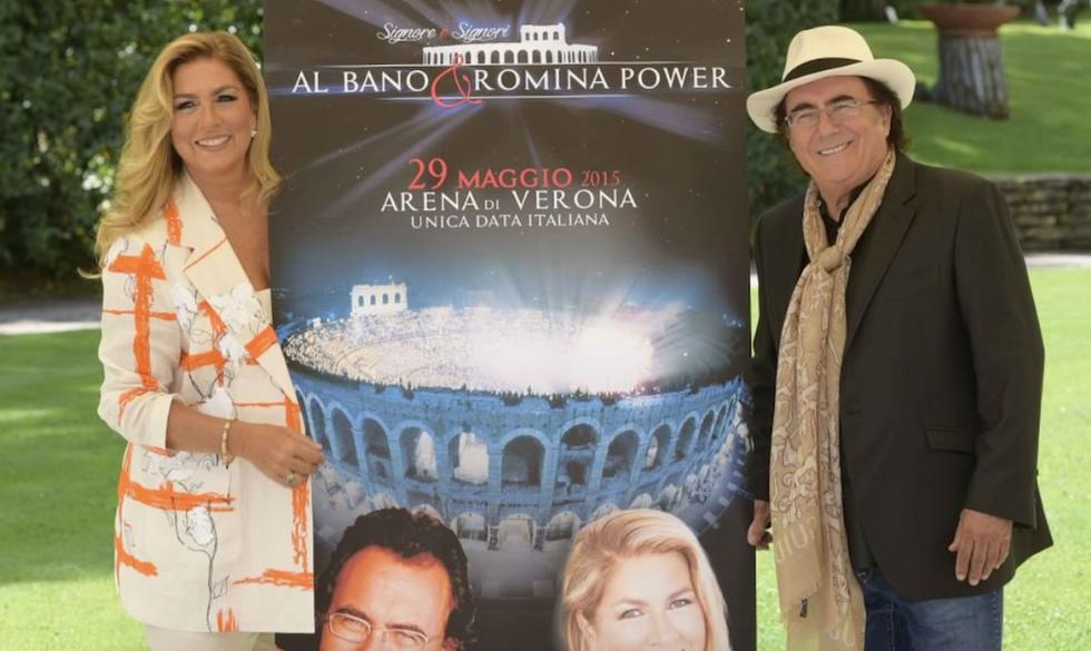 Al Bano Carrisi e Romina Power