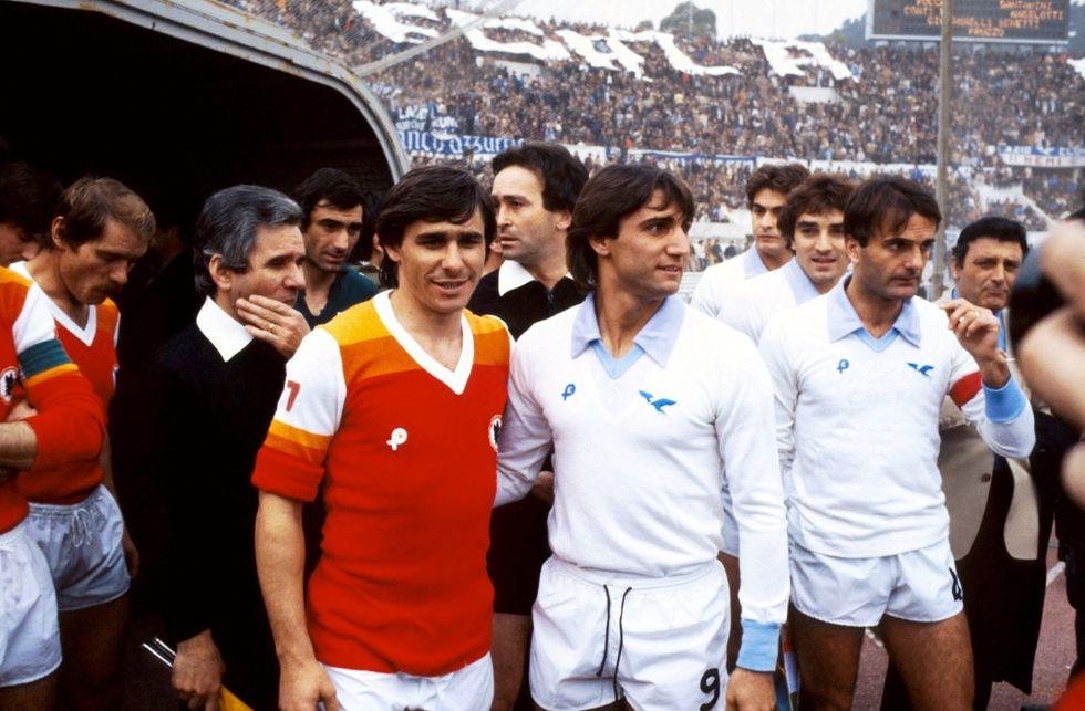 I dieci derby Lazio-Roma che hanno fatto la storia