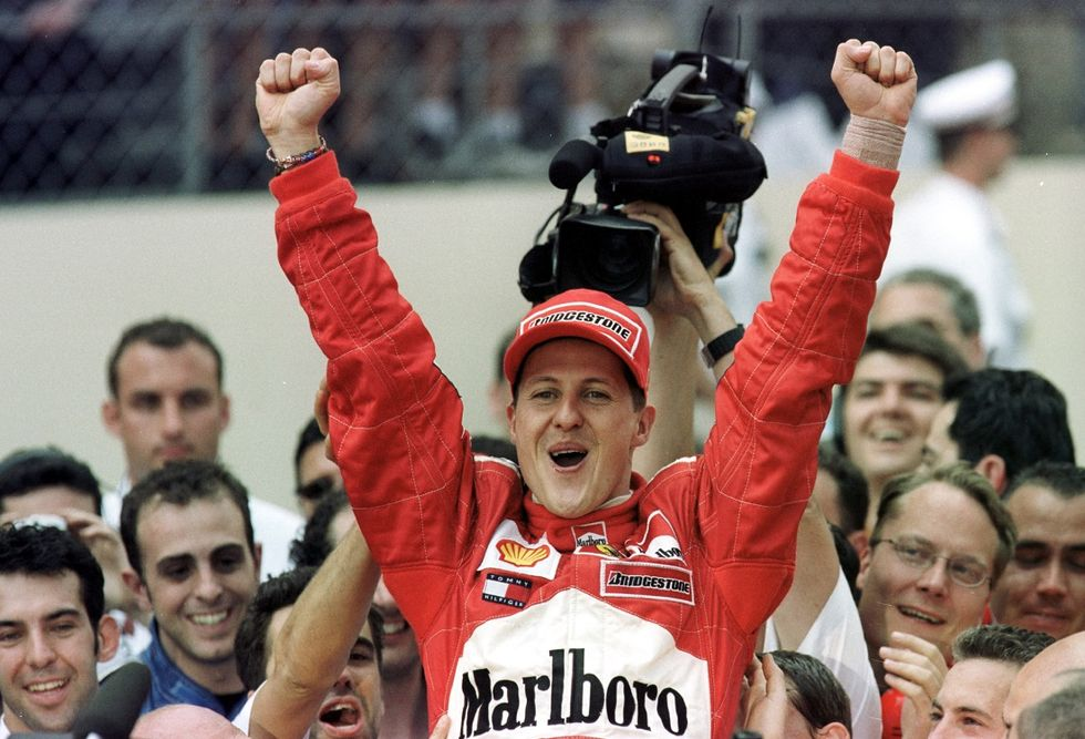 Gp Monaco 2001: vince Schumacher, stravince la Ferrari