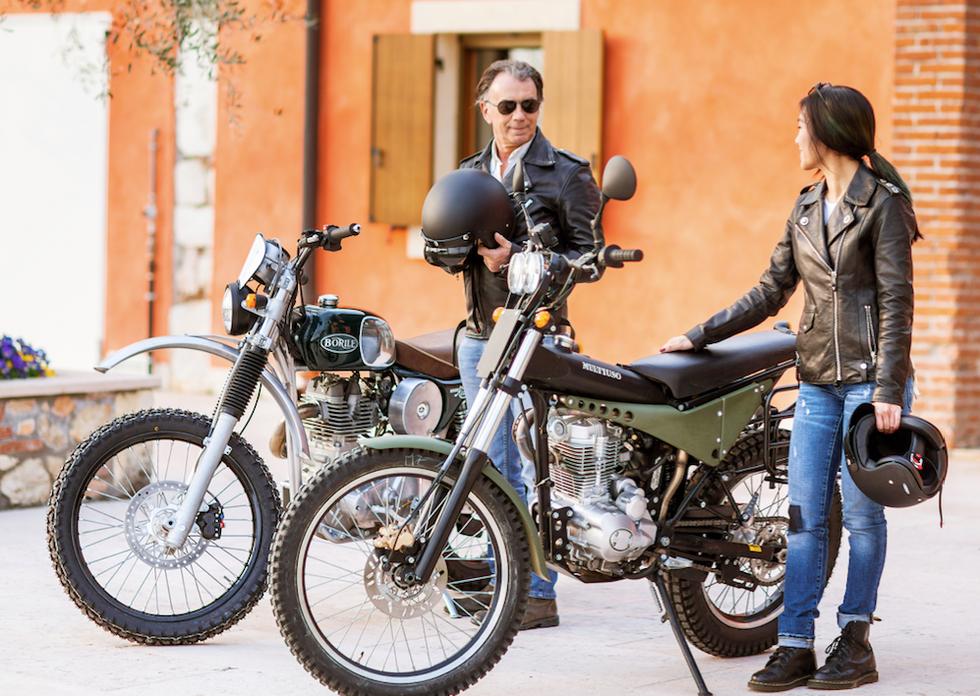 Continua l'avventura di Borile alla ricerca della moto perfetta