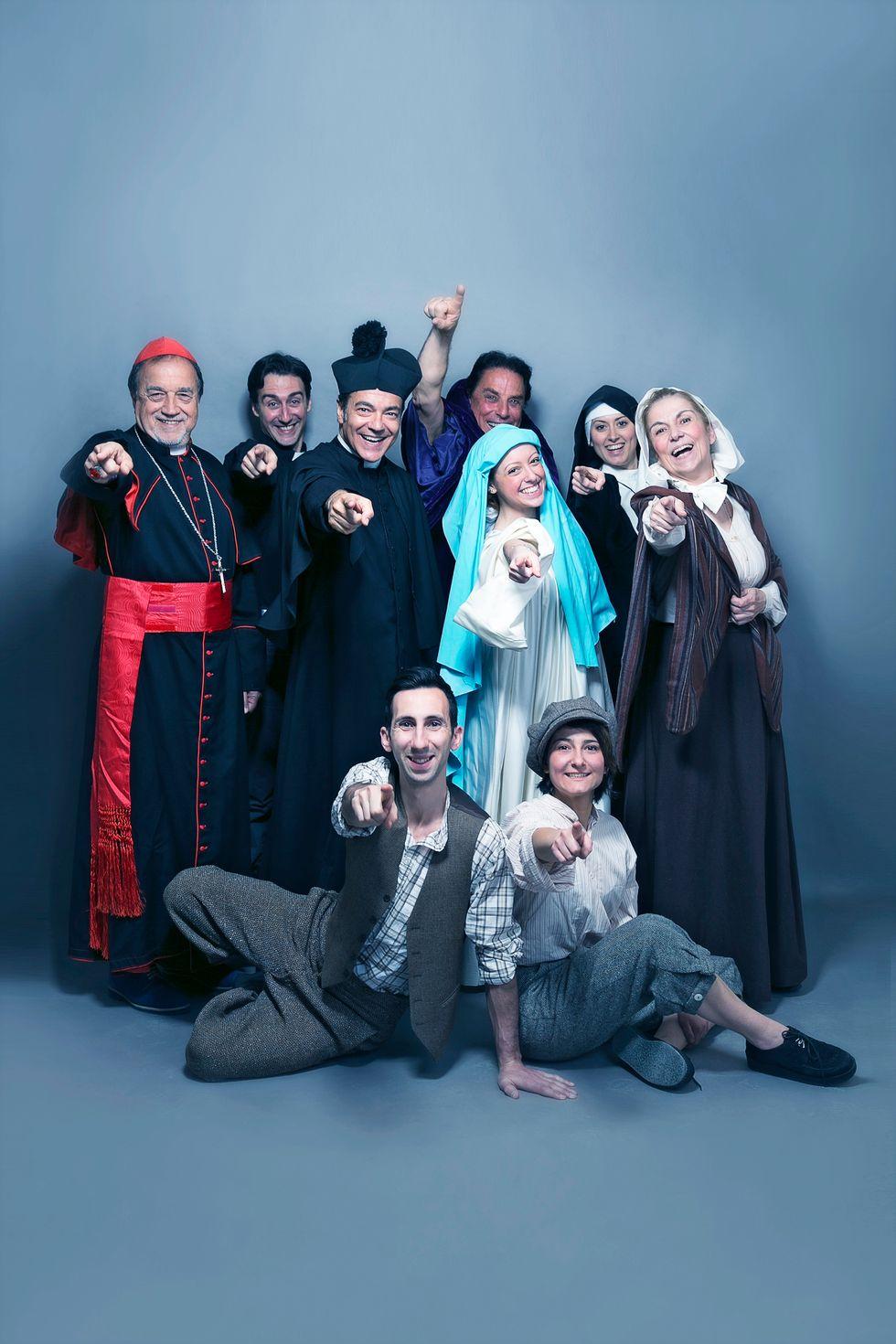 La vita di don Bosco diventa un musical