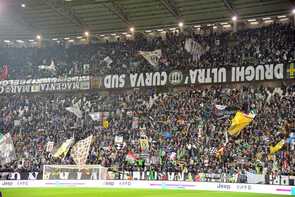 Juventus: Curva Sud aperta anche contro il Napoli