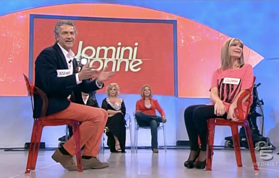 Uomini e Donne 2014, Colomba e Silvano lasciano la trasmissione