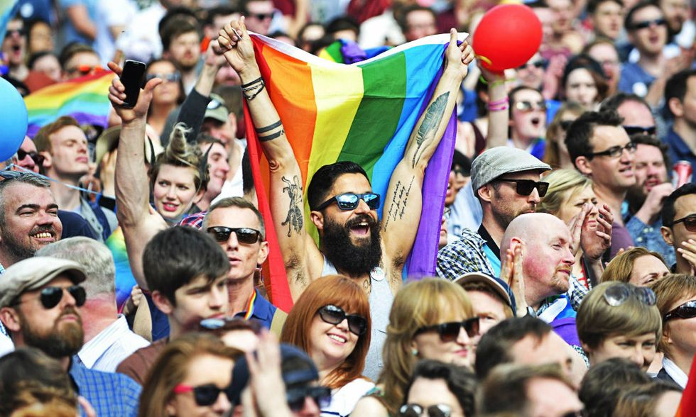 Sì al matrimonio gay: Irlanda in festa