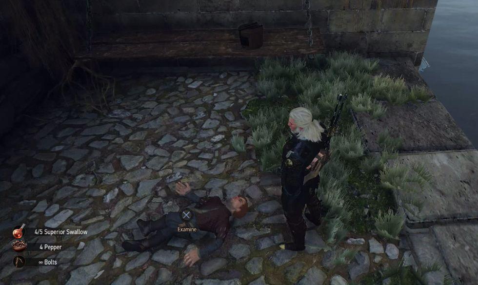 The Witcher 3: l'easter egg del Trono di Spade – VIDEO