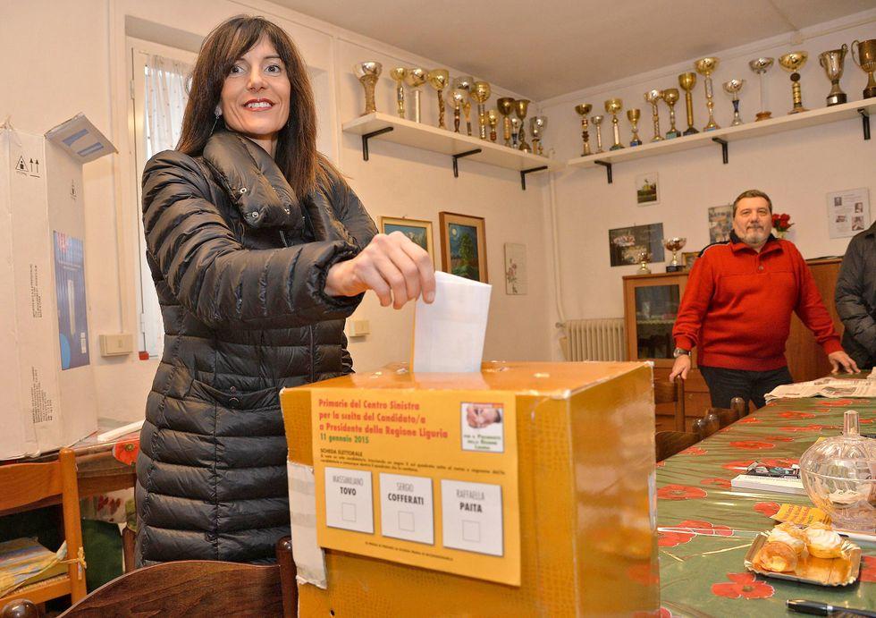 Elezioni in Liguria: Paita e quelle amicizie poco raccomandabili