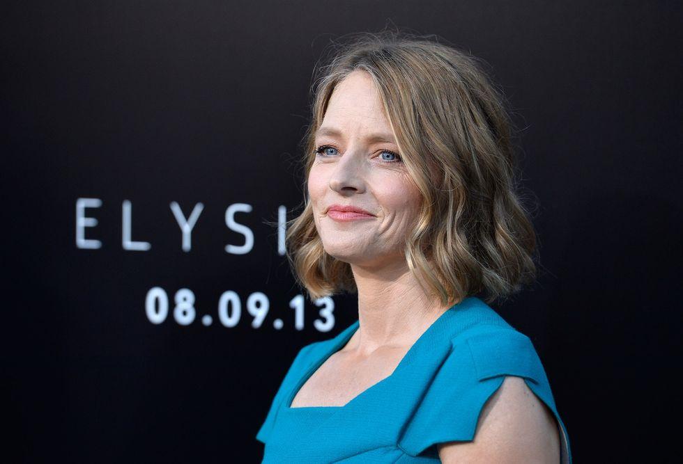 Jodie Foster, matrimonio a sorpresa
