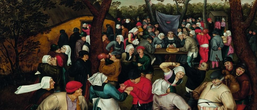 Brueghel. The fascinating world of Flemish art